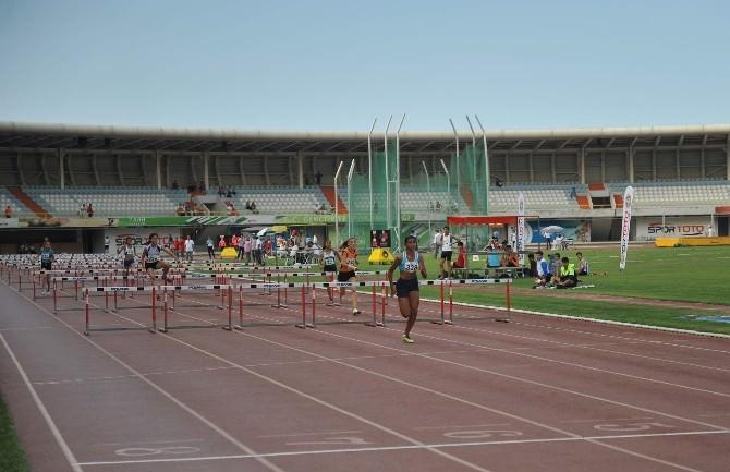 Spor Toto 16 Yaşaltı Ligi Atletizm Türkiye Finali Trabzon'da Başladı