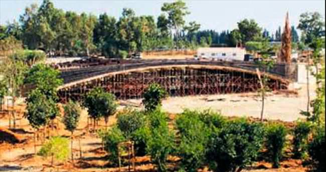 EXPO'ya iki adet tematik köprü