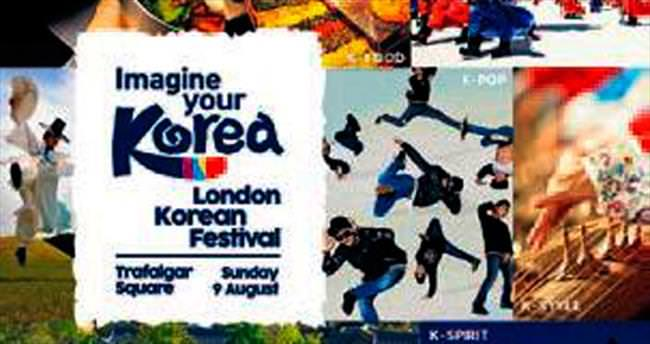 Londra'da Kore festivali