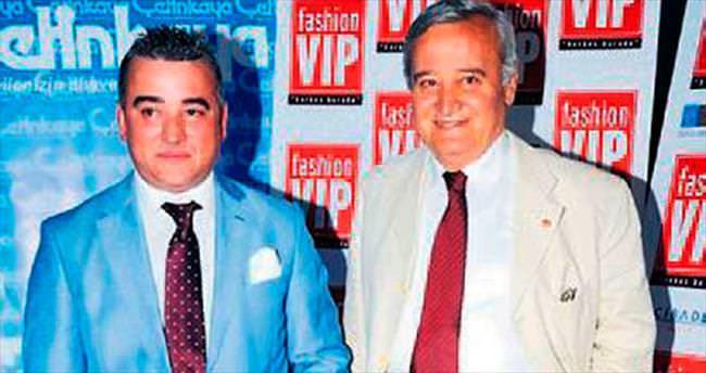 Fashion VIP'in 2 kapaklı sayısı