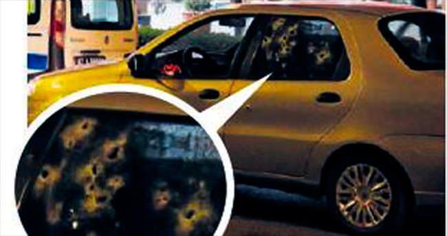 Polis aracına hain pusu: 1 şehit