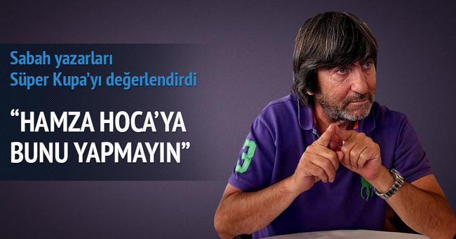 Yazarlar Galatasaray - Bursaspor maçını değerlendirdi