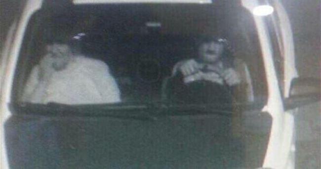 Mardin'de polisi şehit eden teröristler kameraya takıldı