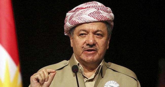 Barzani referandum istedi