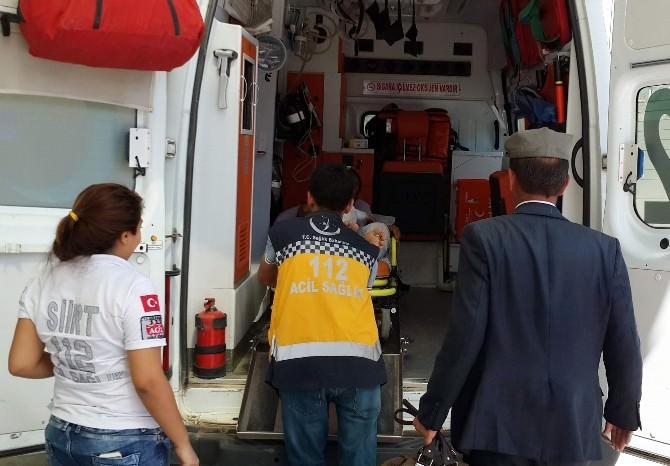 Siirt'te Patpat Kazası: 3 Yaralı