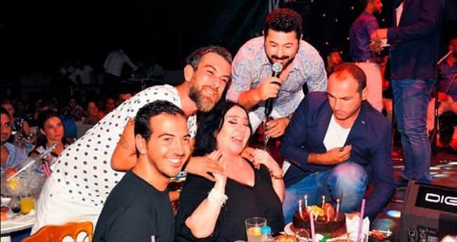 Serkan Kaya'dan Yerlitaş'a doğum günü sürprizi