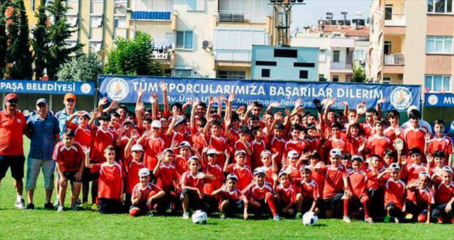 Muratpaşa'nın yetenek avı