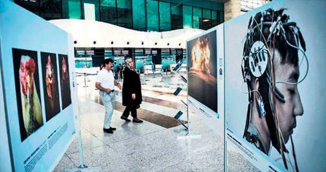 Ödüllü fotoğraflar İzmir'e getiriliyor