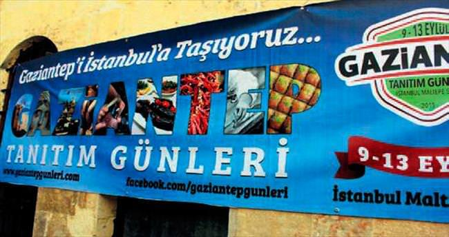 Gaziantepli esnaf İstanbul'da buluşacak