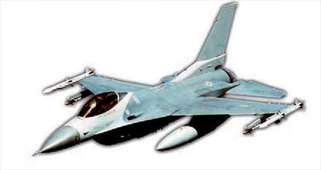 6 ABD savaş uçağı İncirlik Üssü'ne geldi