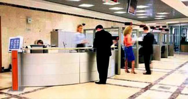 Bankalarda 661 milyar lira birikti