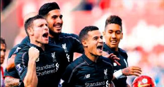 Liverpool'da Coutinho farkı