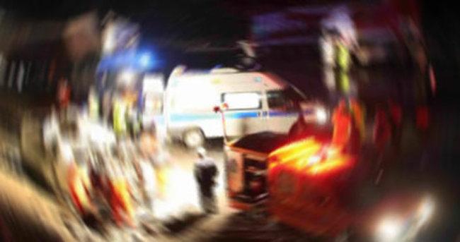 Kırklareli'de trafik kazası: 6 yaralı