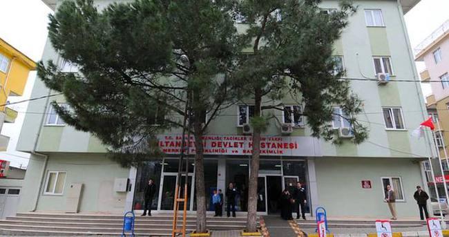 Yaralı polislerin kaldırıldığı hastanede kırmızı alarm