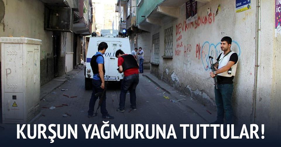 Diyarbakır'da sokak ortasında cinayet