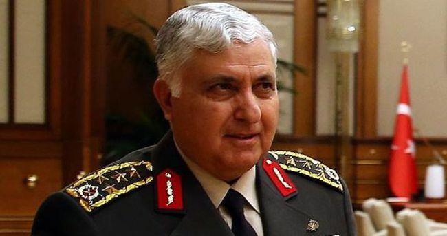 Genelkurmay Başkanı Orgeneral Özel'e madalya