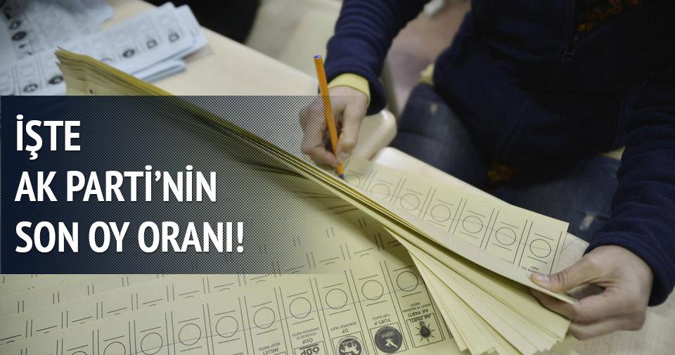 Davutoğlu'nun masasındaki son anket