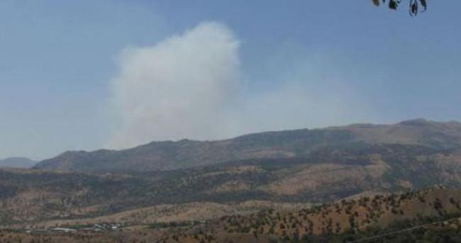 Hakkari'de karakola havanlı saldırı