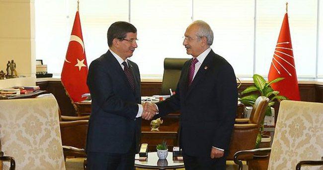 Davutoğlu ile Kılıçdaroğlu bugün bir araya gelecek