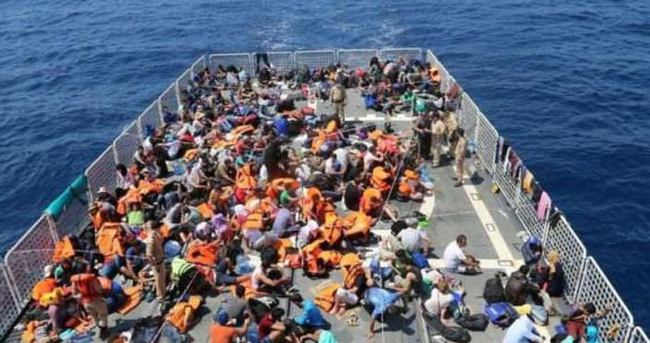 Avrupa Komisyonu'ndan göçmen kararı