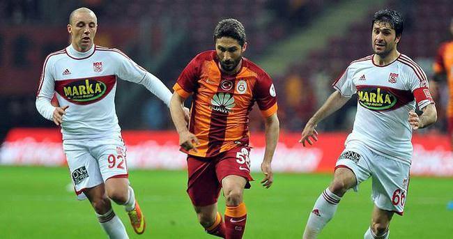 Sivasspor-Galatasaray maçı biletleri satışa çıkıyor