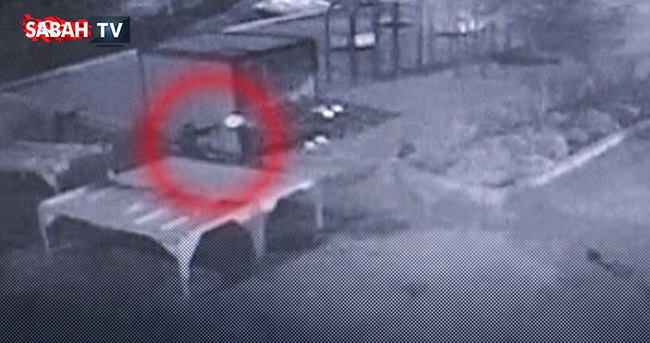 Muş'ta askere saldırı anı güvenlik kameralarında