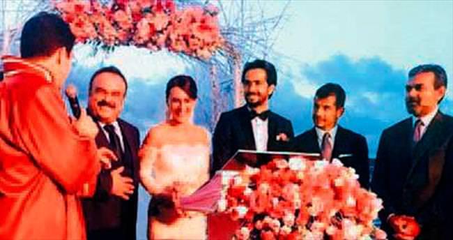 Ali Turan evlendi