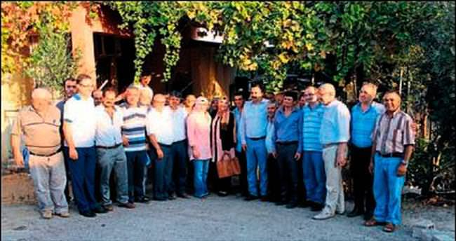 Milletvekili Çelik Kepez'i ziyaret etti