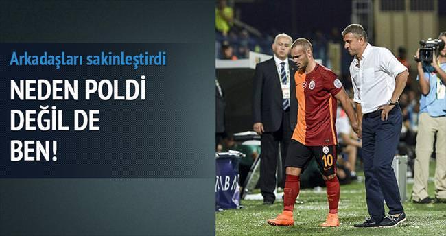 Neden Poldi değil de ben!