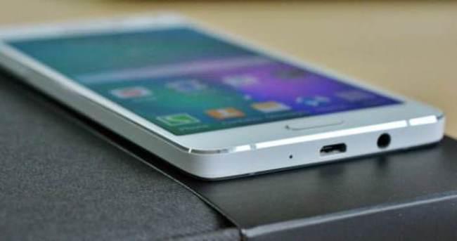 Samsung Galaxy S7 sızıntıları başladı