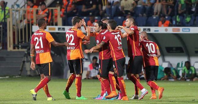 Galatasaray kadroyu daralttı