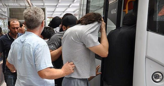 DAEŞ'e katılmak isteyen 23 yabancı uyruklu yakalandı