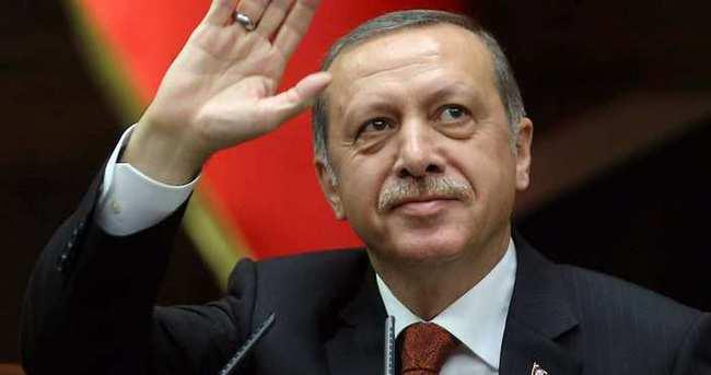 Erdoğan Gürcistan Cumhurbaşkanı ile görüştü
