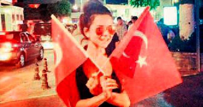 Inna İstanbul'u çok sevdi