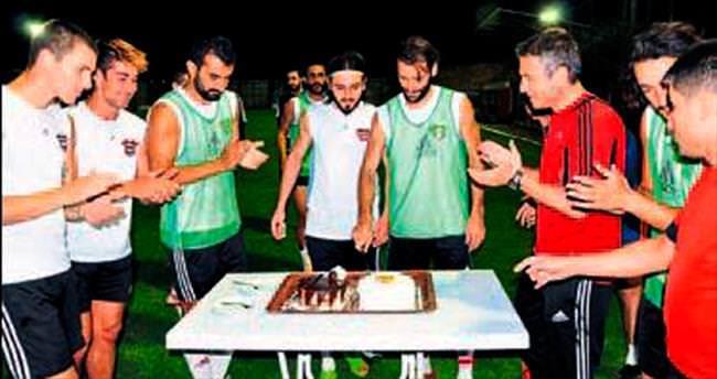 Gaziantep'te çifte kutlama