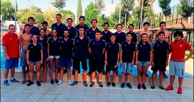 Adanalı 22 sporcu Türkiye finallerinde