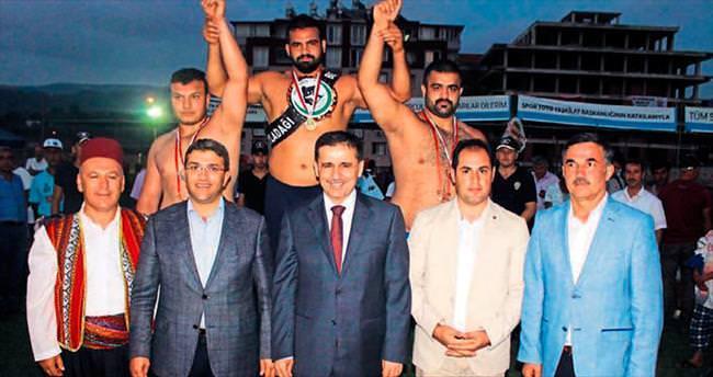 Göçer Türkiye şampiyonu oldu