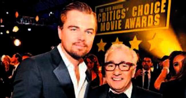 Scorsese başrolü yine Leo'ya verdi