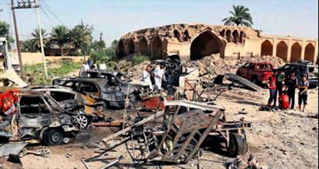 Irak'ta kanlı gece: 57 ölü