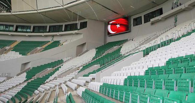 Timsah Arena ne zaman açılacak?