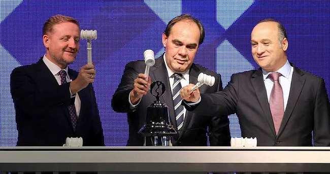 Süper Lig'e gonglu açılış töreni