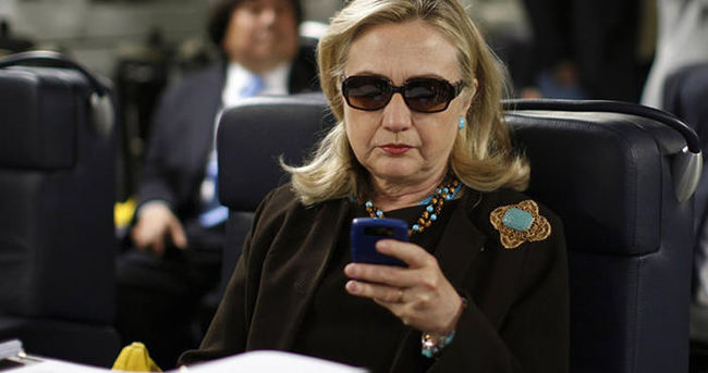 Clinton'ın e-postaları korunacak