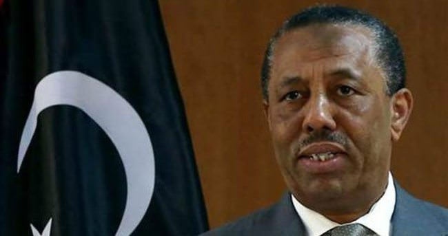 Libya'da Tobruk hükümeti Başbakanı Sani istifa etti