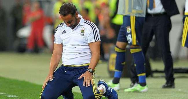 Vitor Pereira'yı yıkan haber!