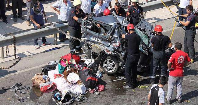 'Bu kazayı gördüyseniz lütfen tanık olun'
