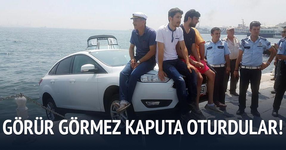 Türk usulü kurtarma!