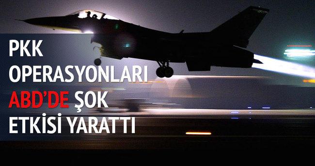 Türkiye ABD'ye PKK operasyonlarından 10 dakika önce haber verdi