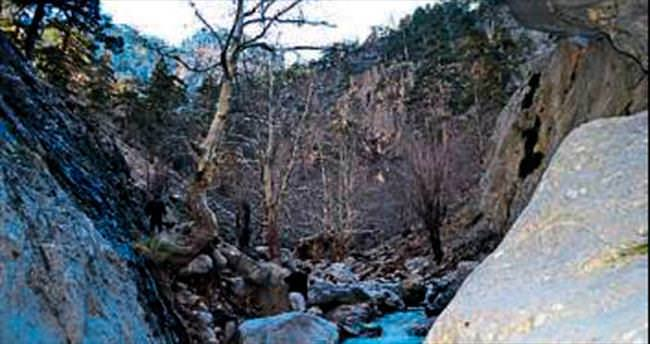 Kanyonlar turizme kazandırılacak