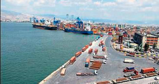 İzmir'de ihracat rakamları geriledi