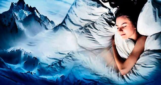 Beyin, rüyada da uyanık gibi aktif